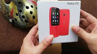 Nokia 210 2019 indonesia unboxing Review Camera
