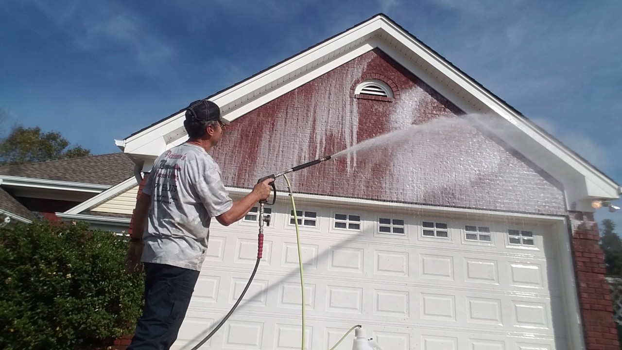 This Is How I Soft Wash A Home You