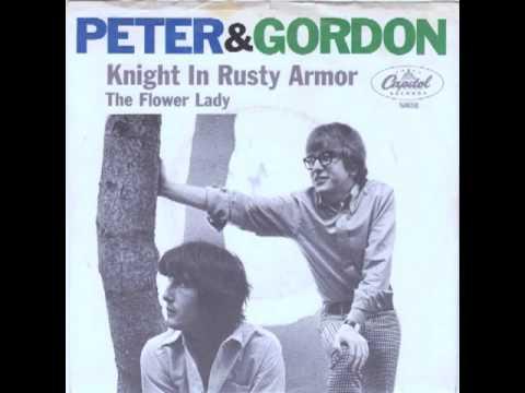 Peter & Gordon - Knight in Rusty Armour