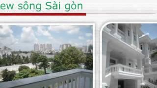Bán Biệt thự Thảo Điền Villas Quận 2 -- BT43