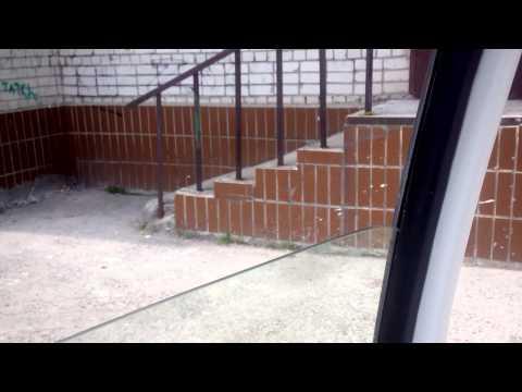 Поламалась направляющая стекла Fiat Doblo