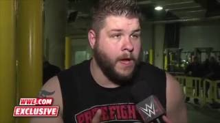 Kevin Owens Funny Backstage/Interview Moments