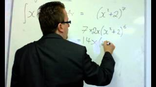 AQA Core 3 7.01 Integration: Reversing the Chain Rule