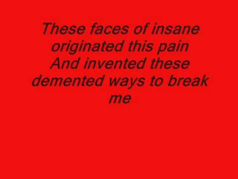 Brokencyde - Schizophrenia Lyrics