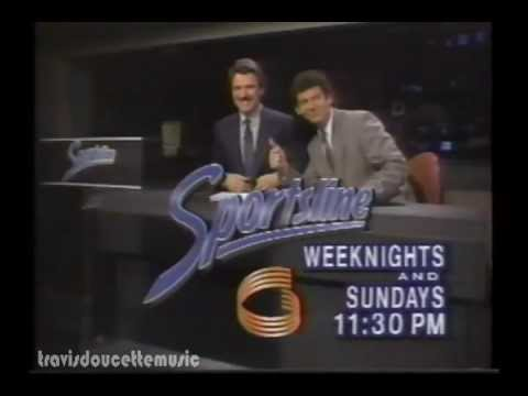 Sportsline on Global Promo (1992)