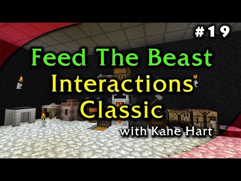 FTB: Interactions - Part 13 - Large Bronze Boiler & Improved