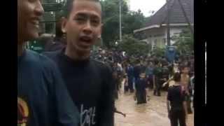 Banjir Gontor Baru 2008 akbaruha