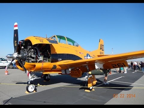 Static Display Los Angeles County Air Show 2014 - Fox Field Airport - Lancaster, California