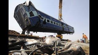 दुनिया  के 5 सबसे खतरनाक train accident कमजोर दिल वाले बिलकुल न देखें | train accidents