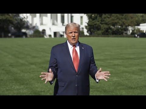 Donald Trump tells seniors 'cure' to coronavirus will be free