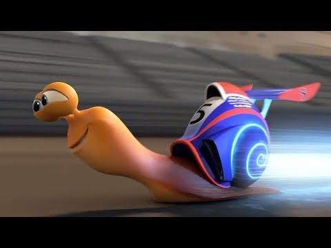 Turbó (Turbo), amerikai animációs vígjáték, 96 perc