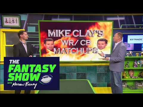Best and worst WR/CB matchups for Week 5 | The Fantasy Show | ESPN