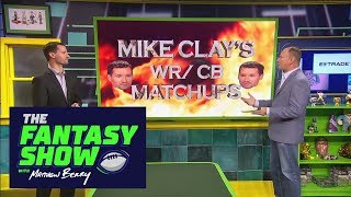 Best and worst WR/CB matchups for Week 5   The Fantasy Show   ESPN