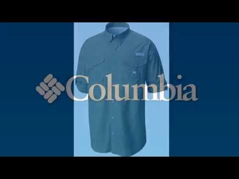 Camisas Columbia Manga Larga Bonehead Para Hombres