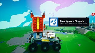Astroneer Tips & Tricks - Easy Way to Get the Fireworks Achievement