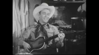 Watch Roy Rogers Im An Old Cowhand from The Rio Grande video