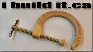Video How To Make A Wooden C Clamp download MP3, 3GP, MP4, WEBM, AVI, FLV Juli 2018
