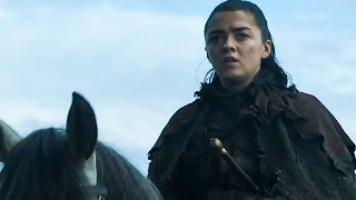 GAME OF THRONES Season 7 Comic-Con Teaser Trailer & Sneak Peek (2017)