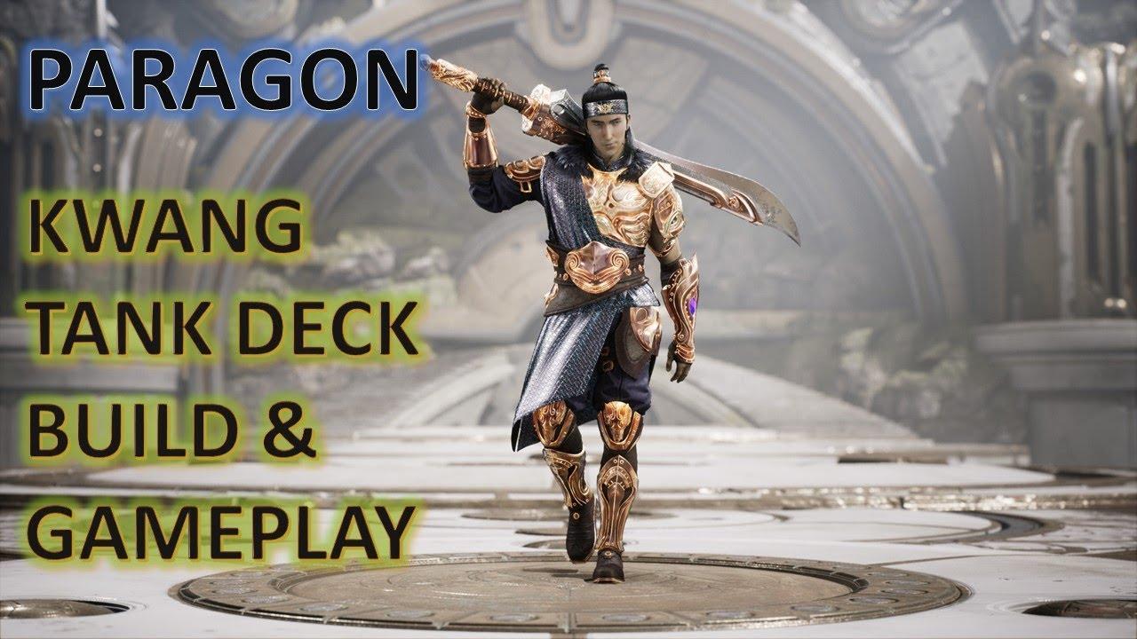 Kwang Paragon Deck Build