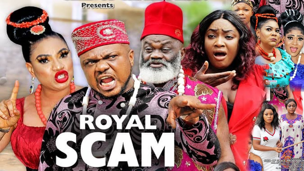 Download ROYAL SCAM SEASON 1 {NEW HIT MOVIE} - KEN ERICS|2021 MOVIE|TRENDING NOLLYWOOD MOVIE|LATEST MOVIE