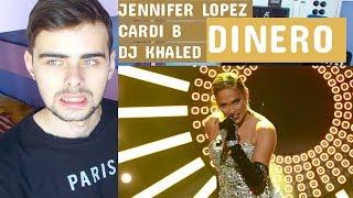 BBMAS 2018   JENNIFER LOPEZ - DINERO FT. CARDI B, DJ KHALED LIVE REACTION
