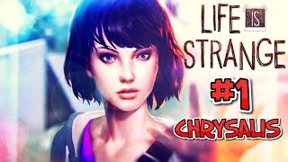 Life is Strange Episode 1 No commentary