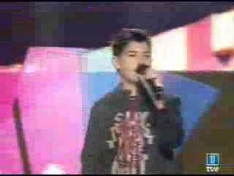 Diego - Chachi piruli (LIVE @ EUROJUNIOR 2003 SPAIN)
