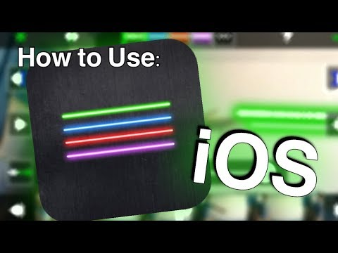 How To Use Saber Movie FX for iOS