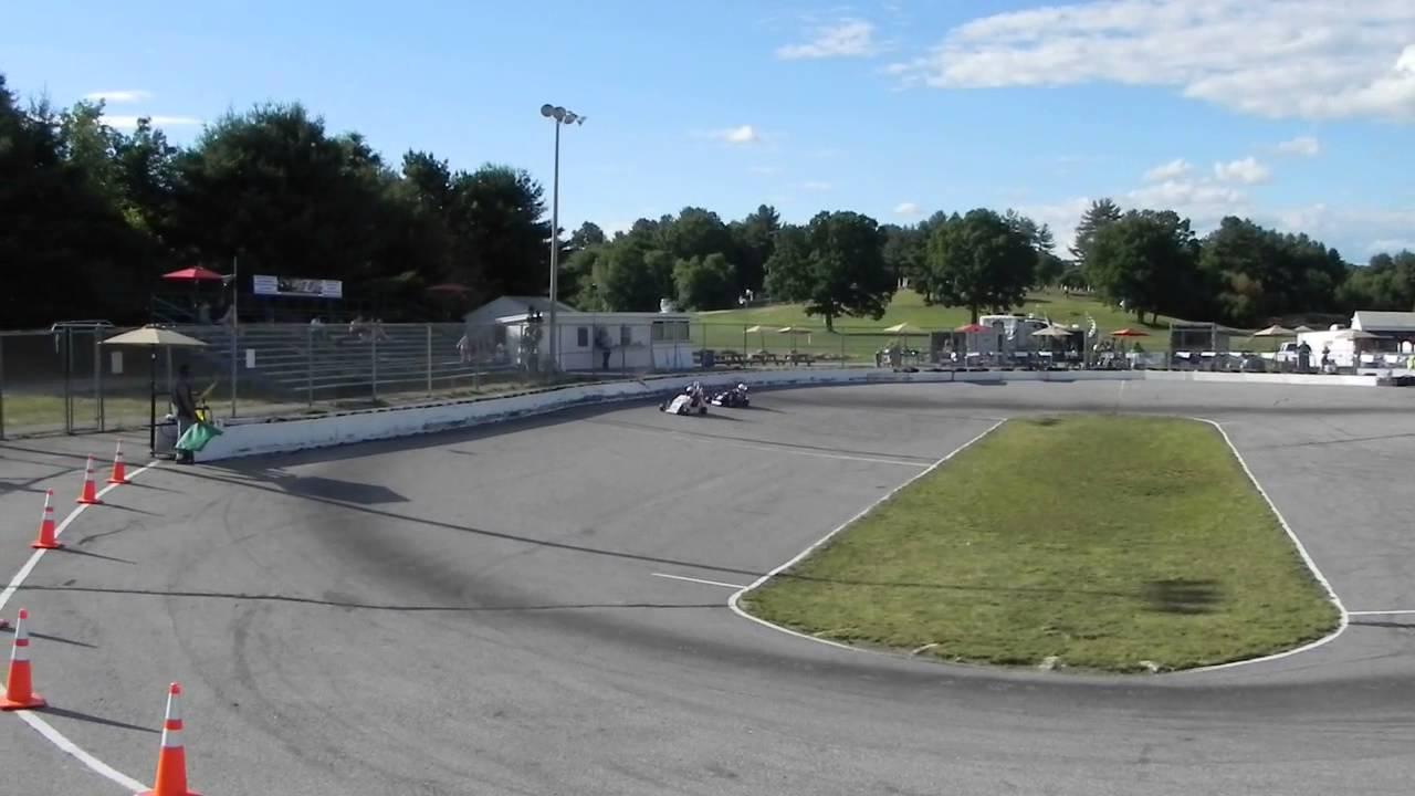 chassis midget Nervo quarter