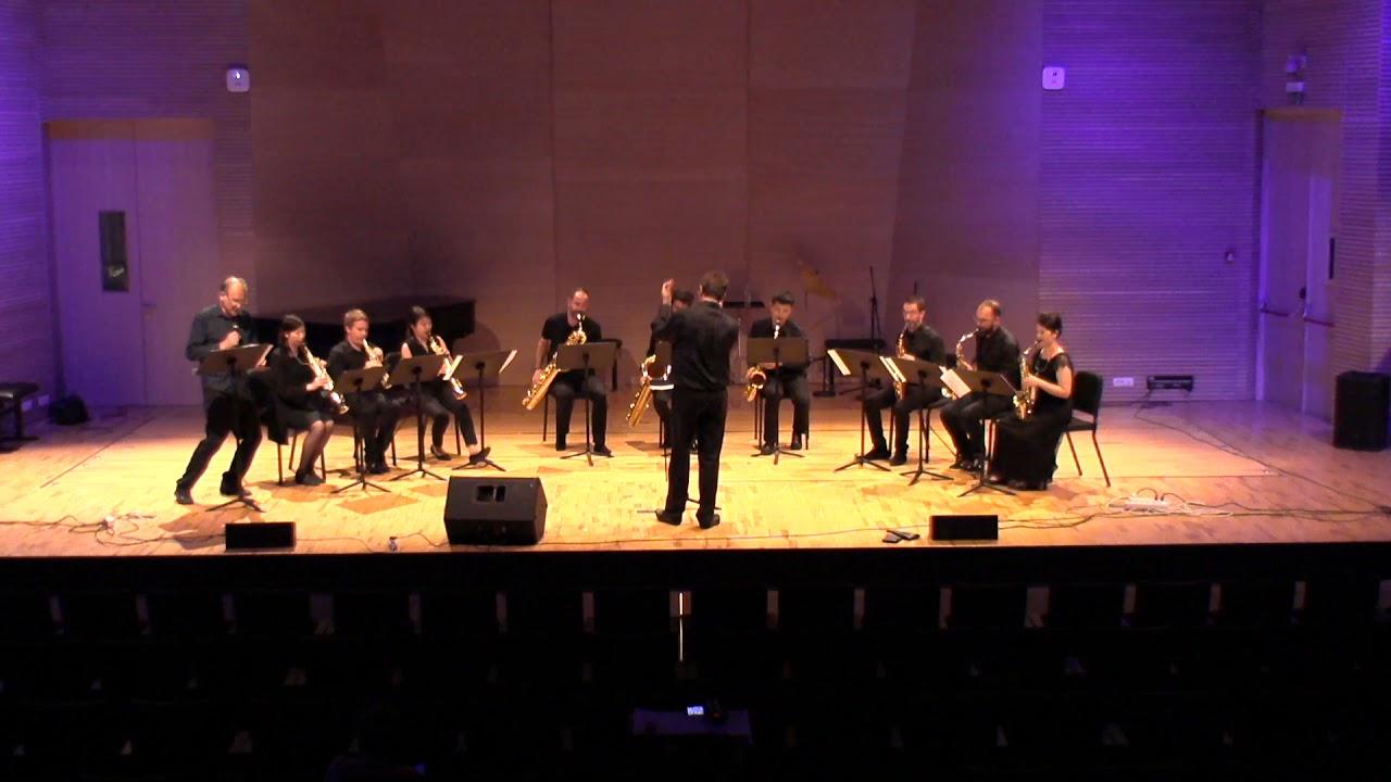 ??????   Jean Michel Goury & Friends Ensemble  XVIII World Sax Congress 2018 #adolphesax