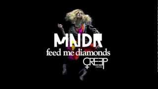 "MNDR ""Feed Me Diamonds"" CREEP remix"