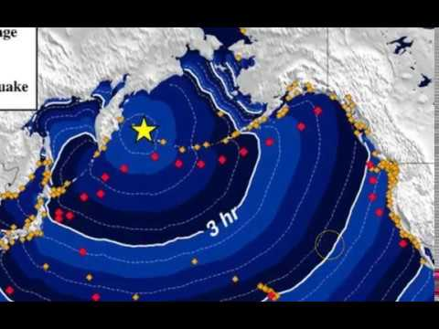 Earthquake upgraded to 7.8 Tsunami Advisory for Canada