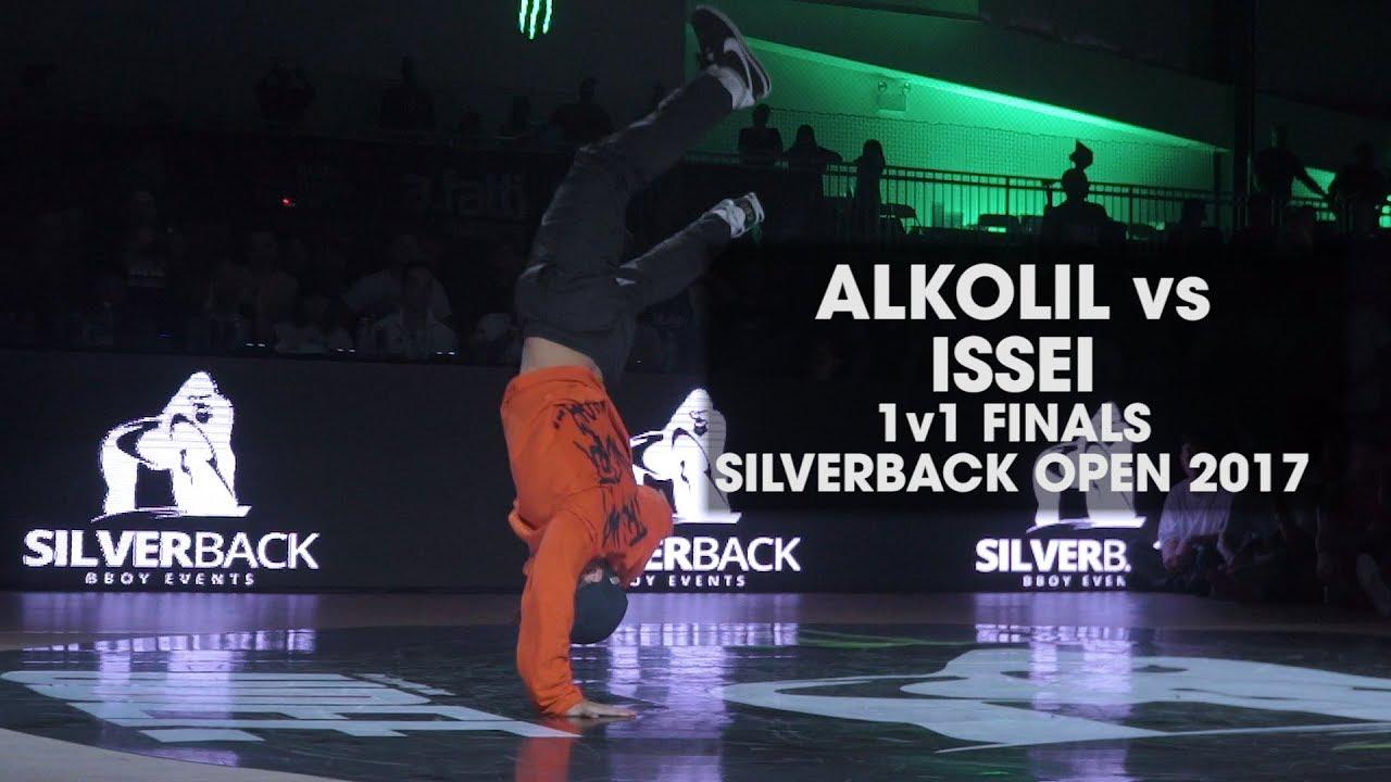 Alkolil vs Issei (finals) ► .stance x UDEFtour.org ◄ Silverback Open 2017