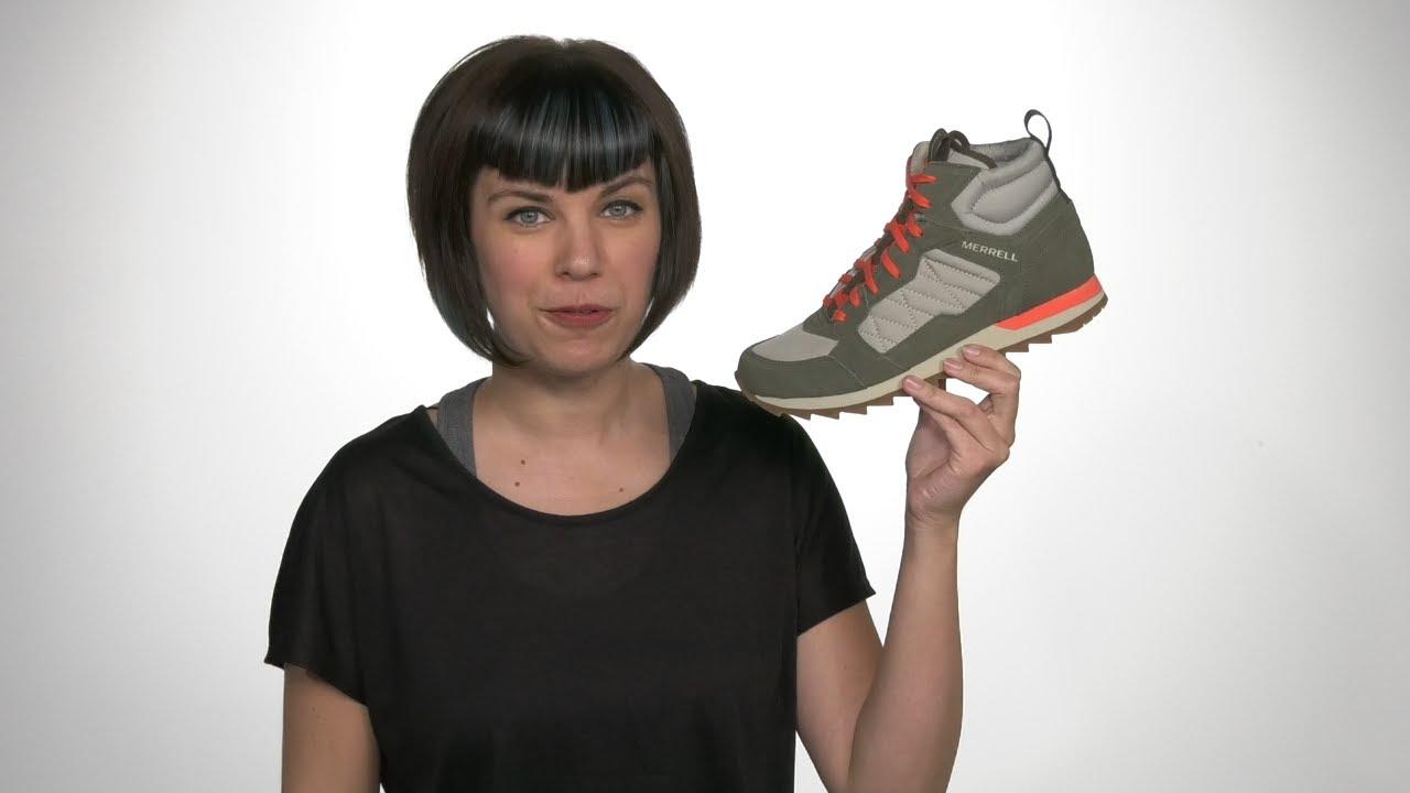 Merrell Alpine Sneaker Mid SKU: 9258500