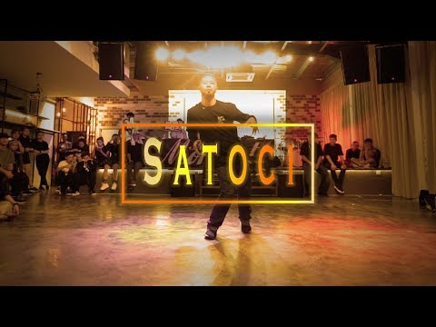 Judge Demo: Satoci | The Moment 2018 X Pop City Malaysia