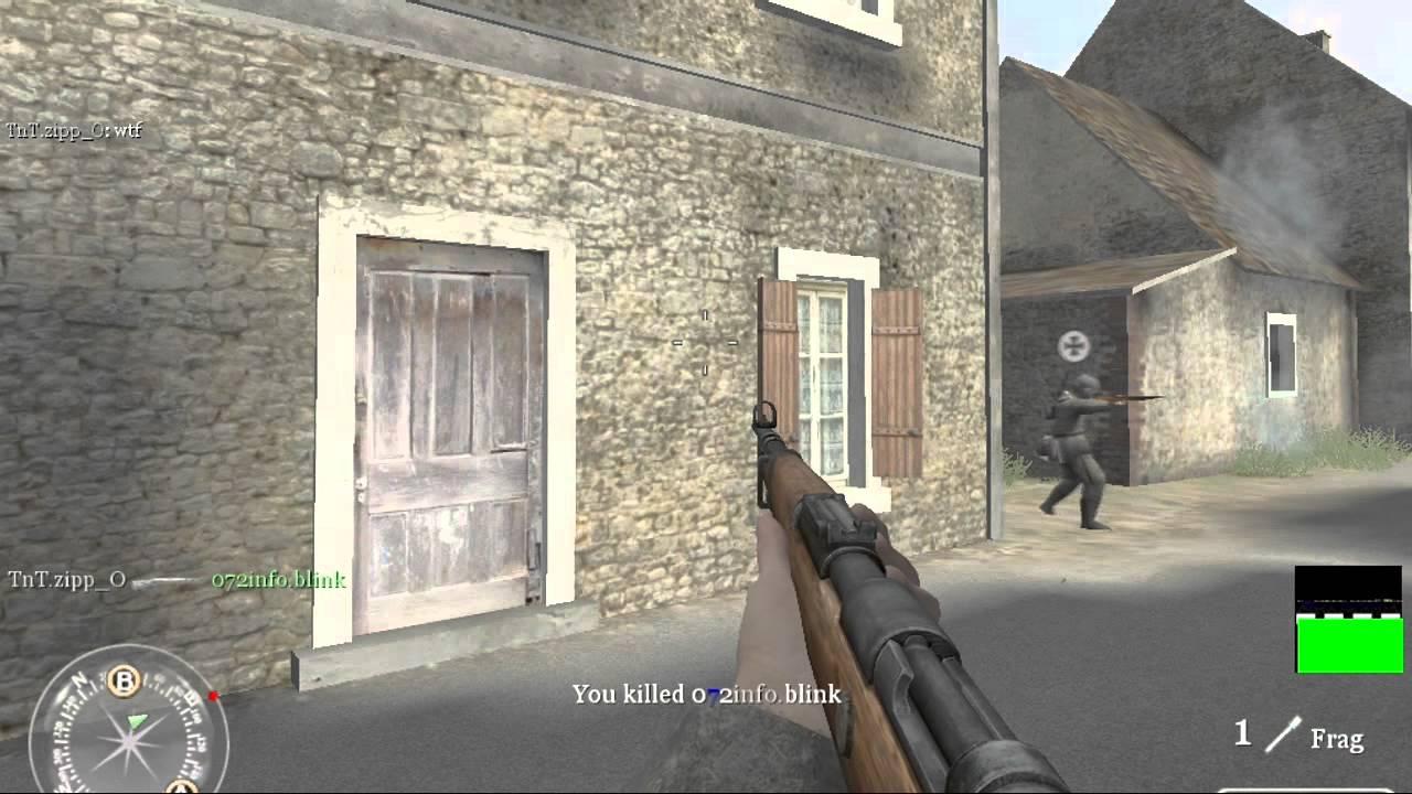 Call of duty 2 silent aimbot | [Question] COD silent aim