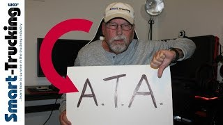 How The Ata Fights Hard For The Right To Steal From Truckers