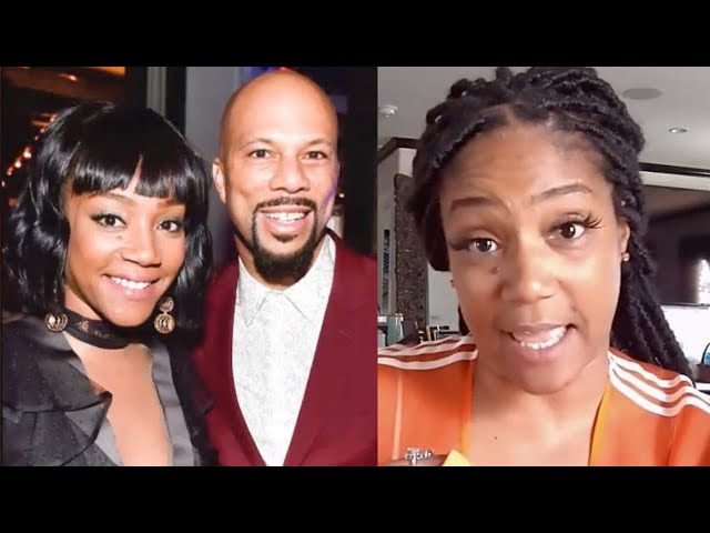 Tiffany Haddish Pregnant With Common\'s Baby, But He\'s Not Happy And Conflicted Because Of This