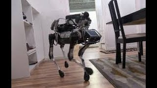 failzoom.com - Boston Dynamics: The Coming Robot Revolution - Marc Raibert