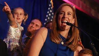 Mikie Sherrill defeats GOP rival Jay Webber (full victory speech)