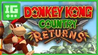 Donkey Kong Country Returns - IMPLANTgames