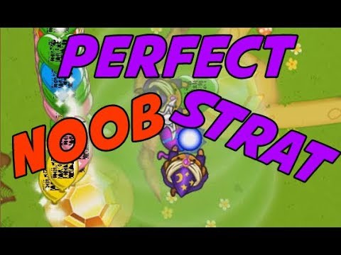 NOOB Strategy Tutorial - Learn How to Play! - Bloons TD Battles