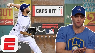 Is 'Filthy' Clayton Kershaw the GREATEST Pitcher Ever?   Caps Off Episode 4
