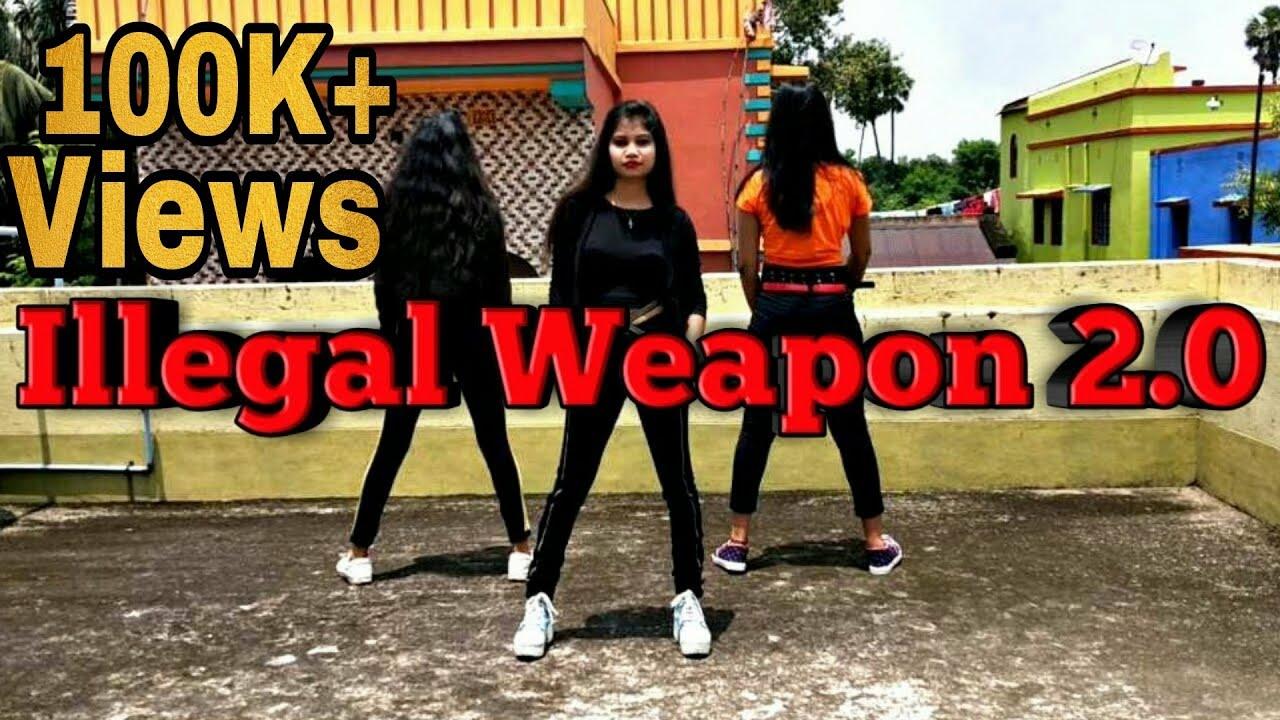 Illegal Weapon 2.0 - Street Dancer 3D    【BfF】Jaan's dance Choreography .