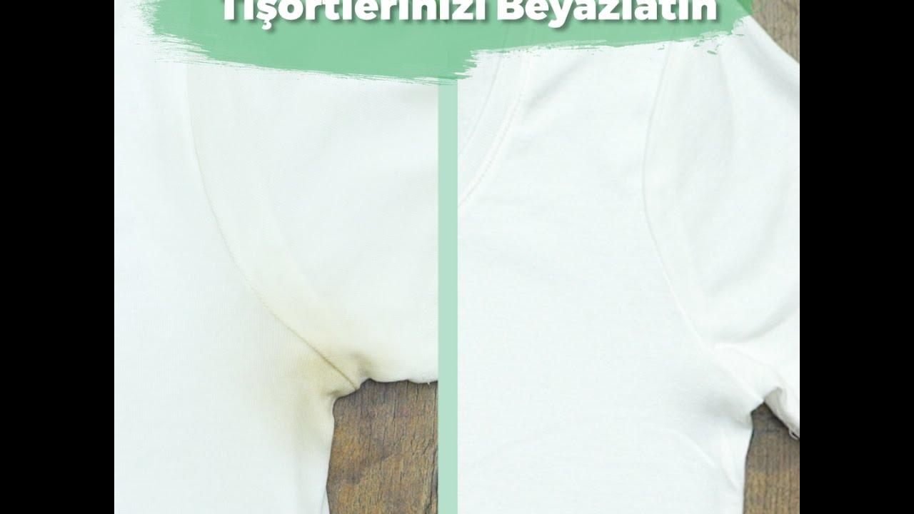 Kıyafetlerden Deodorant Lekesi Nasıl Çıkarılır