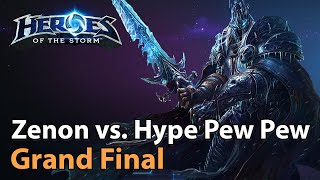 ► Grand Final - Mytнical Championship - Heroes of the Storm Esports