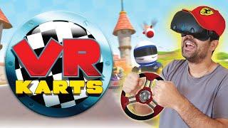VR karts - Juego de Carreras en Realidad Virtual -  HTC Vive