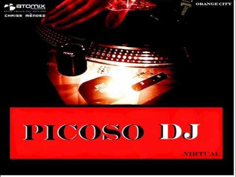 Electronica vs dance - Pitbull vs Don Omar vs Shakira vs Jenifer Lopez Dj Picoso Set 10 - 2012