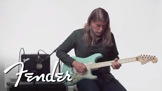 The Mustang™ LT25: In-Depth Look | Mustang™ LT Amp Series | Fender