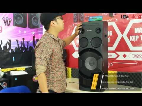 Loa NHẬT hát karaoke SONY MH C- V50D